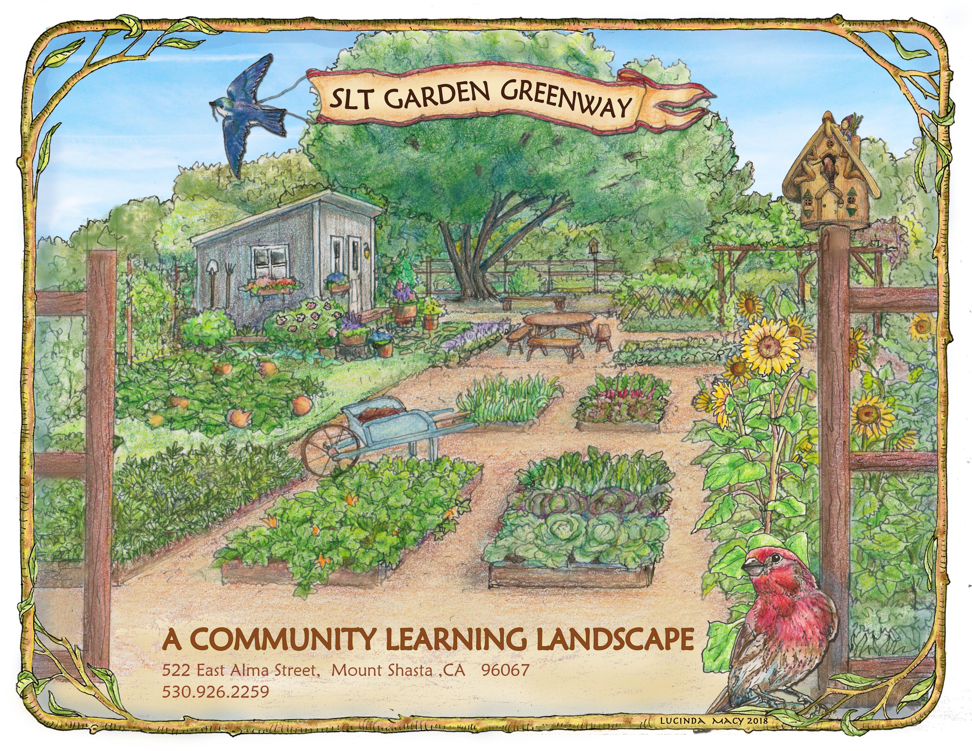 Garden Greenway